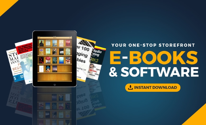 The Largest Digital Infoproduct Store